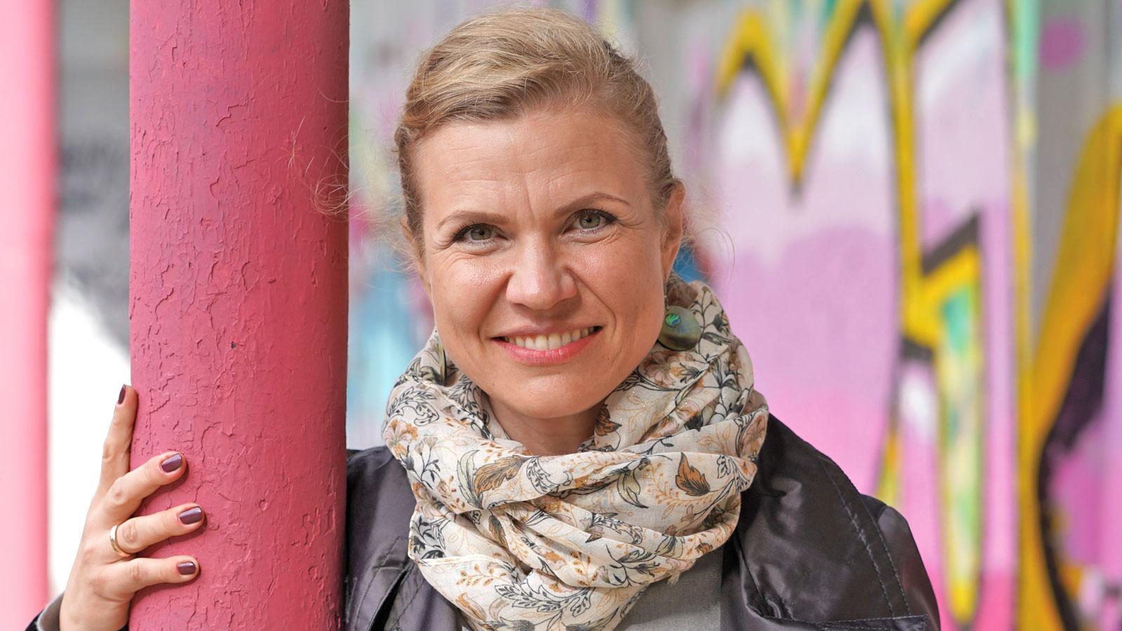 Raimunda Schulze, Caritas Schwangerschaftsberatung