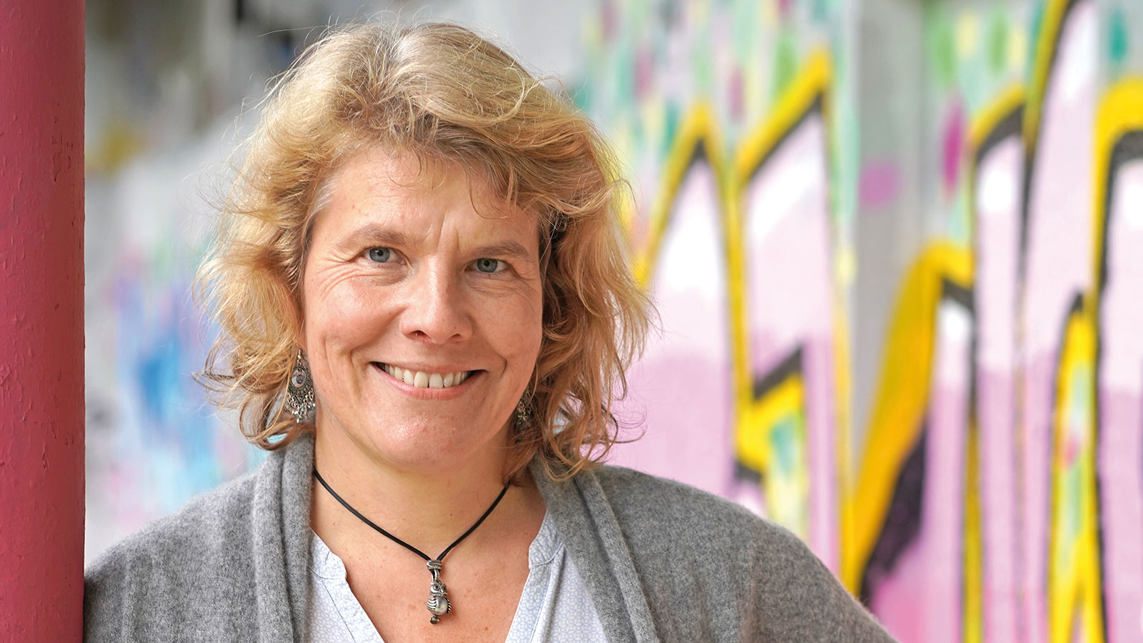 Ursula Breinbauer, Beratungsstelle für Kinder, Jugendliche und Eltern