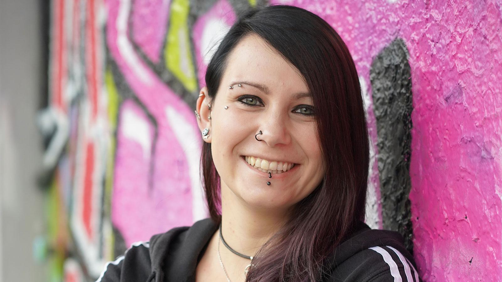 Christina Röckl, Scout Schülercafé Weiden